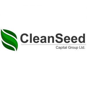 CleanSeed Capital Group Logo