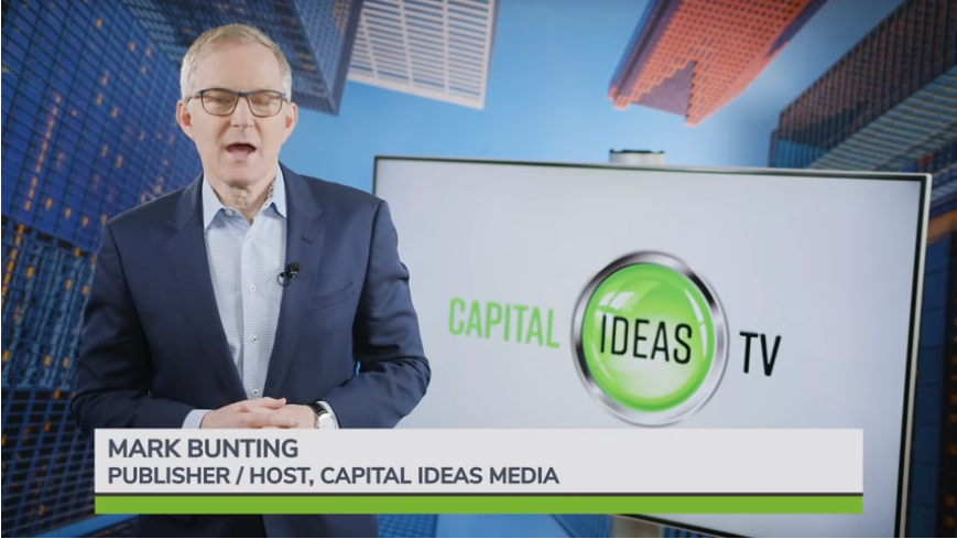 Mark Bunting - Capital Ideas TV
