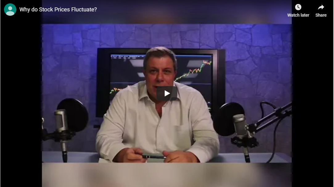Investing Videos - Why Do Stock Prices Fluctuate?